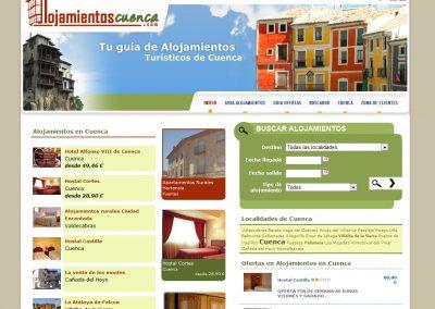 Alojamientos Cuenca