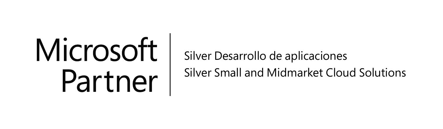 Logo Microsoft Partner 2020